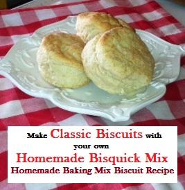 Classic Biscuit Recipe